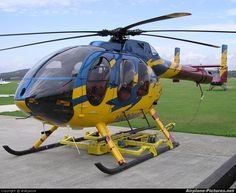 helicopters | N600MG - Private MD Helicopters MD-600N at Brighton - Shoreham | Photo ...