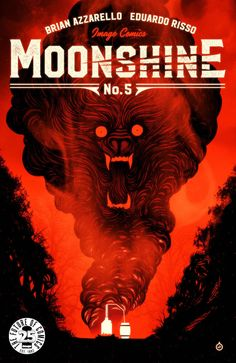 Moonshine #5 (Issue)