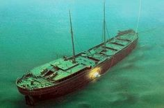 10 Great Lakes #Shipwrecks | Marine Insight