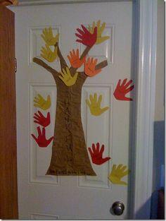a Thankfulness Tree