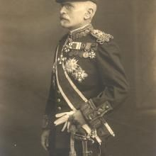 General Panagiotis Dagklis, Commander of the Greek Force in Salonica Front