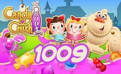 Candy Crush Soda Saga Level 1009