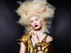 Belleza de Panem: los looks de maquillaje de Covergirl y The Hunger Games DISTRITO 1: LUJO