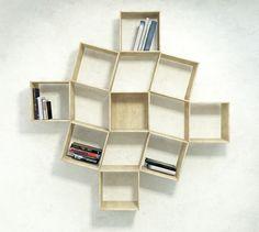 Squaring Bookcases / Lee Sehoon