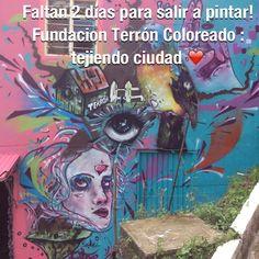 5 de mayo  Jornada 7 Fundacion Terrón Coloreado  Cali, Colombia