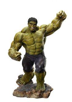 Avengers AoU Hulk Action Hero Vignette Statue 20 cm