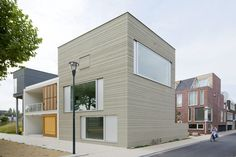 Stripe House