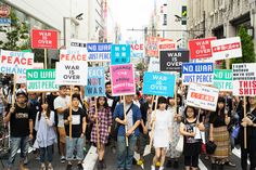 The rise of young activist groups such as SEALDs is changing the domestic political landscape http://jtim.es/SIbMH