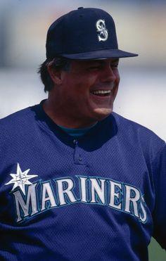 """Sweet Lou"" - Lou Piniella, #Mariners Manager, 1993-2002"