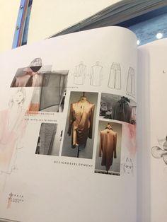 61 super Ideas fashion ideas sketches design process Source by portfolio