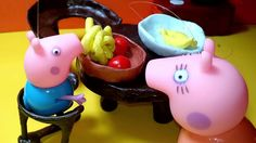Peppa Pig Portuguese Brazil Full -George Pig of the Pig Family gets sick...