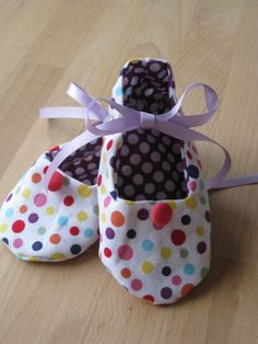 Handmade baby shoes by LittleShoeLove on Etsy, $12.00