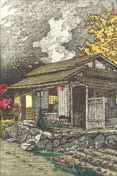 Kasamatsu Shiro - Okutama no Ie (House of Okutama)