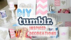 DIY Tumblr Room Decor | Josefin♡