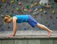 Besser Bouldern & Klettern: Übungen für mehr Körperspannung bei klettern.de