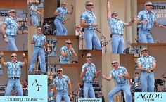 """""""Moves Like Aaron"""" country's:  AARON TIPPIN"""
