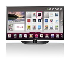 BARGAIN LG 42LN570V 42-inch Widescreen 1080p Full HD Smart LED TV with Freeview HD £329.99 at Amazon CHEAPEST EVER UK PRICE - Gratisfaction UK