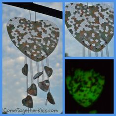 Come Together Kids: Melted Bead Suncatchers great summer project must try! :: ecrafty