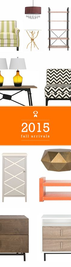 Shop 2015 Curated Fall Introductions at Inmod.com
