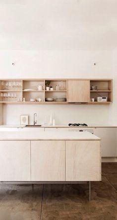 #wood #kitchen