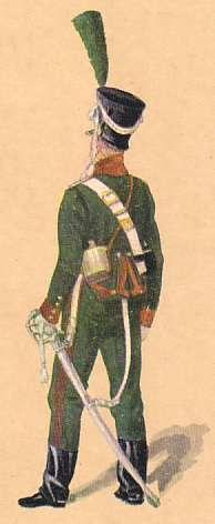 Bavaria: Lieutenant National-Chevauleger Regiment