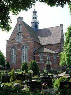 Emden, Germany Church