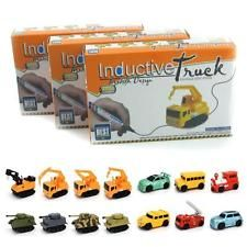 New Follow Any Drawn Line Magic Pen Inductive Toy Car Truck Bus Tank Model  TR