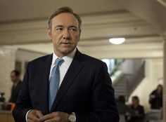 Watching TV With the Future President: What the 2016 Candidates' Favorite Shows Reveal About Them!  Kevin Spacey, House of Cards