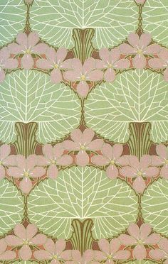 Design work by Rene Beauclair, produced in 1900. by LiveLoveLaughMyLife