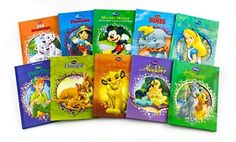 Groupon - Disney Collectible Hardcover Classics 10-Book Set in [missing {{location}} value]. Groupon deal price: $39.99