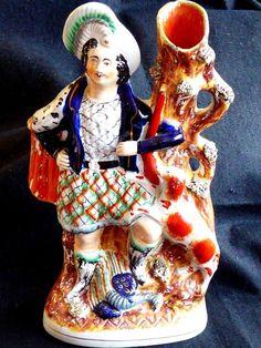 Dating staffordshire figurines
