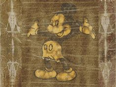 La Sindone originale / The original Shroud