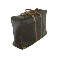 Louis Vuitton Sirius 55 soft carry on bag