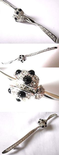 Pins Brooches 165894: Signed Christian Dior Pin Brooch Rhodium Plated Ladybug On Branch W/Crystals -> BUY IT NOW ONLY: $115 on eBay!