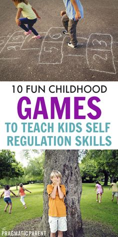 How can we teach kids self-regulation? Self-regulation is the ability to have self control over ourselves – our emotions and actions. Children are not born with next-to-none of this ability, but develop it as they mature. These 10 fun games can help kids learn about impulse control and help them to strengthen these skills through play. #selfregulation #selfregulationskills #teachkidsselfregulation #gamesforkids #kidsgames #teachinggames #teachinggamesforkids #positiveparenting #parentingtips Preschool Behavior, Toddler Behavior, Peaceful Parenting, Gentle Parenting, Parenting Articles, Parenting Hacks, Behavior Management Strategies, Positive Parenting Solutions, Impulse Control