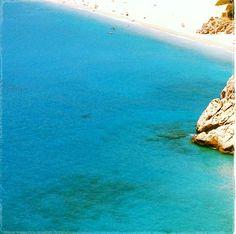 true blue #turquoise #agean #sea #paradise #found