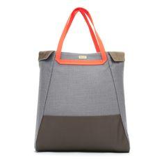 Be & D Nixie tote, Nautral Sand   $398.00 Beauty.com #Purse #Beauty #Handbag #Style #Bag
