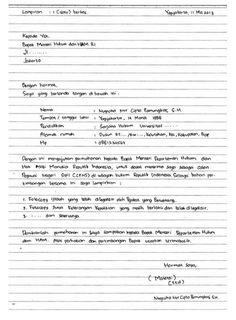 Contoh dan application letter dalam bahasa inggris kumpulan judul hasil gambar untuk contoh surat lamaran kerja yang baik dan benar spiritdancerdesigns Image collections