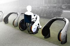 News for Wheelchair Users: Motorized Conversion Device