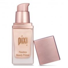 Pixi Primer - This stuff is amazing! I can't believe I'm just finding out about this stuff at 42 years old! I love the way my skin looks when wearing this. My new beauty favorite! (Available at Target)