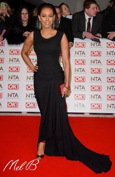 Our take on the National Television Awards | Alicia Kay Style