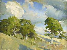 Oliver Akers Douglas PORTLAND GALLERY NOVEMBER 2016 « The Art of Oliver Akers Douglas