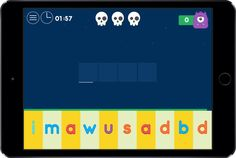 Tiny Words - fun way for kids to learn spelling