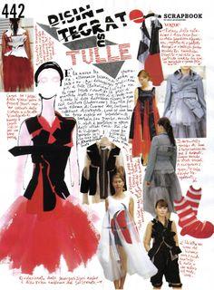 Scrapbook. Vogue Italy