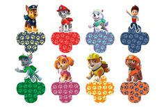 Forminha para Doces Patrulha Canina | festaempapel | Elo7 Paw Patrol Party, Paw Patrol Birthday, Escudo Paw Patrol, Imprimibles Paw Patrol, Cumple Paw Patrol, Little Monkeys, Third Birthday, Birthday Parties, Crafts For Kids