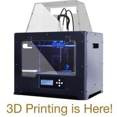 Something we liked from Instagram! Come see what youve been hearing about! Join us today at Rosewood Library at 5pm for our 3D printing demo to see our new printer in action learn how it works and hear how youll be able to print very soon! Visit www.cocpl.org for future demos. #commercelibrary #cityofcommerce #libraries #3Dprinter #librariesofinstagram #newtoy by commercelibrary check us out: http://bit.ly/1KyLetq