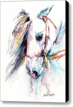 Fantasy Stretched Canvas Print / Canvas Art By Stephie Butler