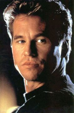 "Val Kilmer (back in ""the day""... it's just toooo bad when people let themselves go... and I'm not talking about getting old)"