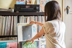 Urban Outfitters - Blog - Record Collector: Maya Eslami