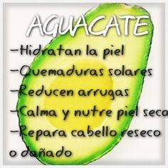 A comer aguacate!